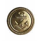 Пуговицы кительные Кригсмарин (ВМФ Германии 2МВ) оригинал ГДР (2 шт.), [999] Multi, фото 2