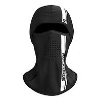 Балаклава ROCKBROS LF7147 до -10!! зимний флис баф лыжная маска