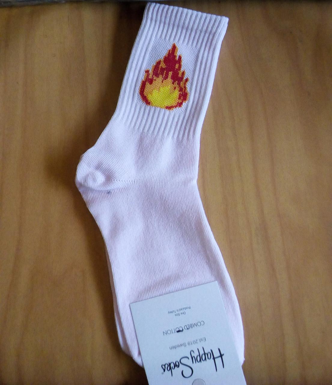 """Модные молодежные носки  """"Krezy Socks"""" размер 35-41"""