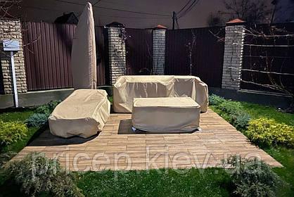 Мебельные чехлы для уличного использования. Качественная защита при хранении и перевозке