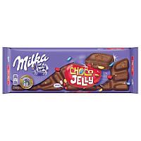 Молочный шоколад Милка Milka Choco Jelly 270 г