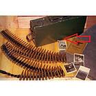 Патронный ящик транспортный для MG 34/42 (оригинал) Вермахт/Люфтваффе/W-SS/SS-VT, [182] Olive, фото 2