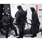 Шинель Вермахт/SS-VT/W-SS M40 Историческая копия (под заказ), [182] Olive, фото 9