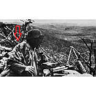 Плащ-палатка M34 Вермахт/Люфтваффе Историческая копия (под заказ), [1355] Камуфляж Вермахта, фото 7