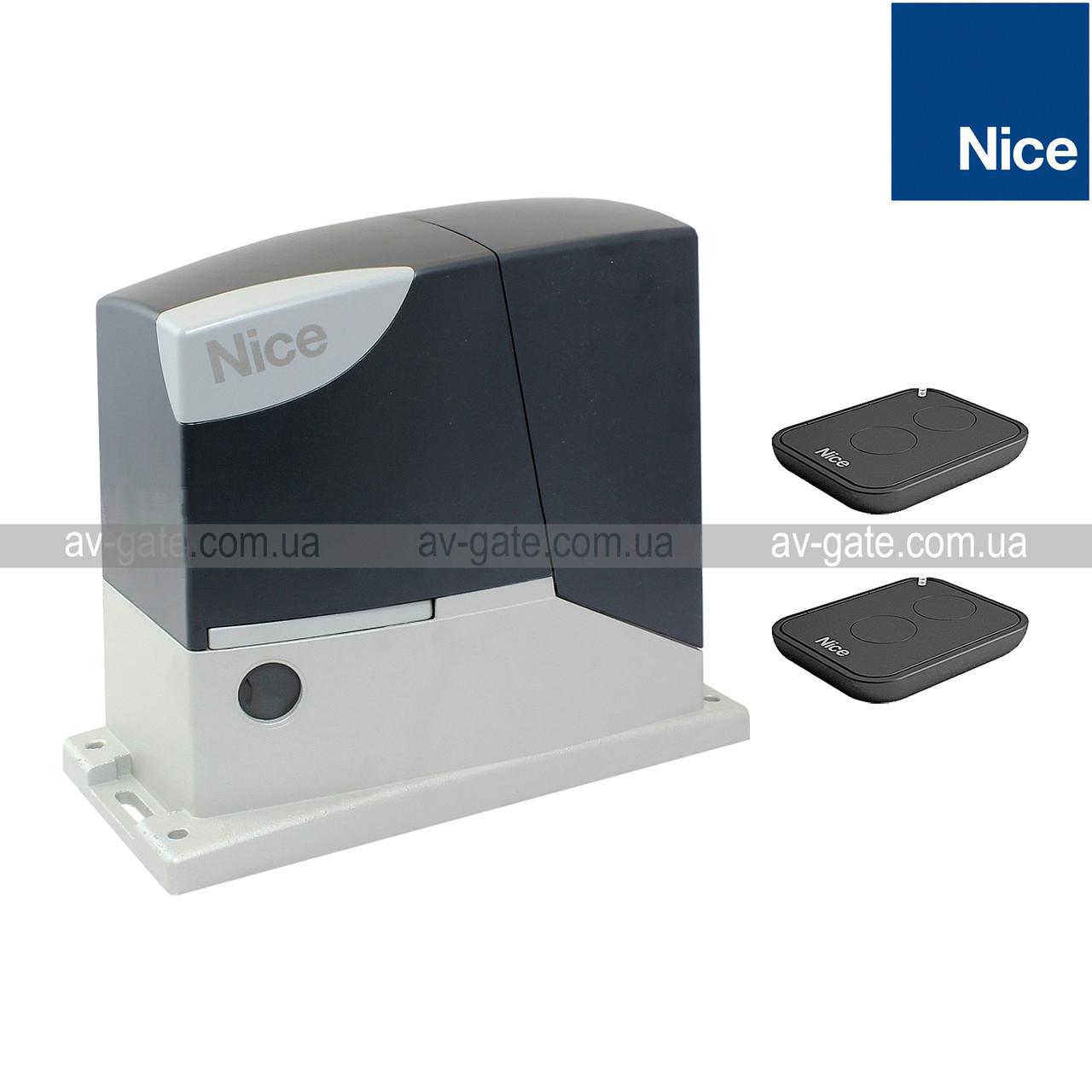 Комплект автоматики RD400KCE Nice для откатных ворот (ширина до 6 м)