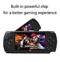 Игровая приставка  X6 psp 3000 32 бита 8 гб памяти, фото 1