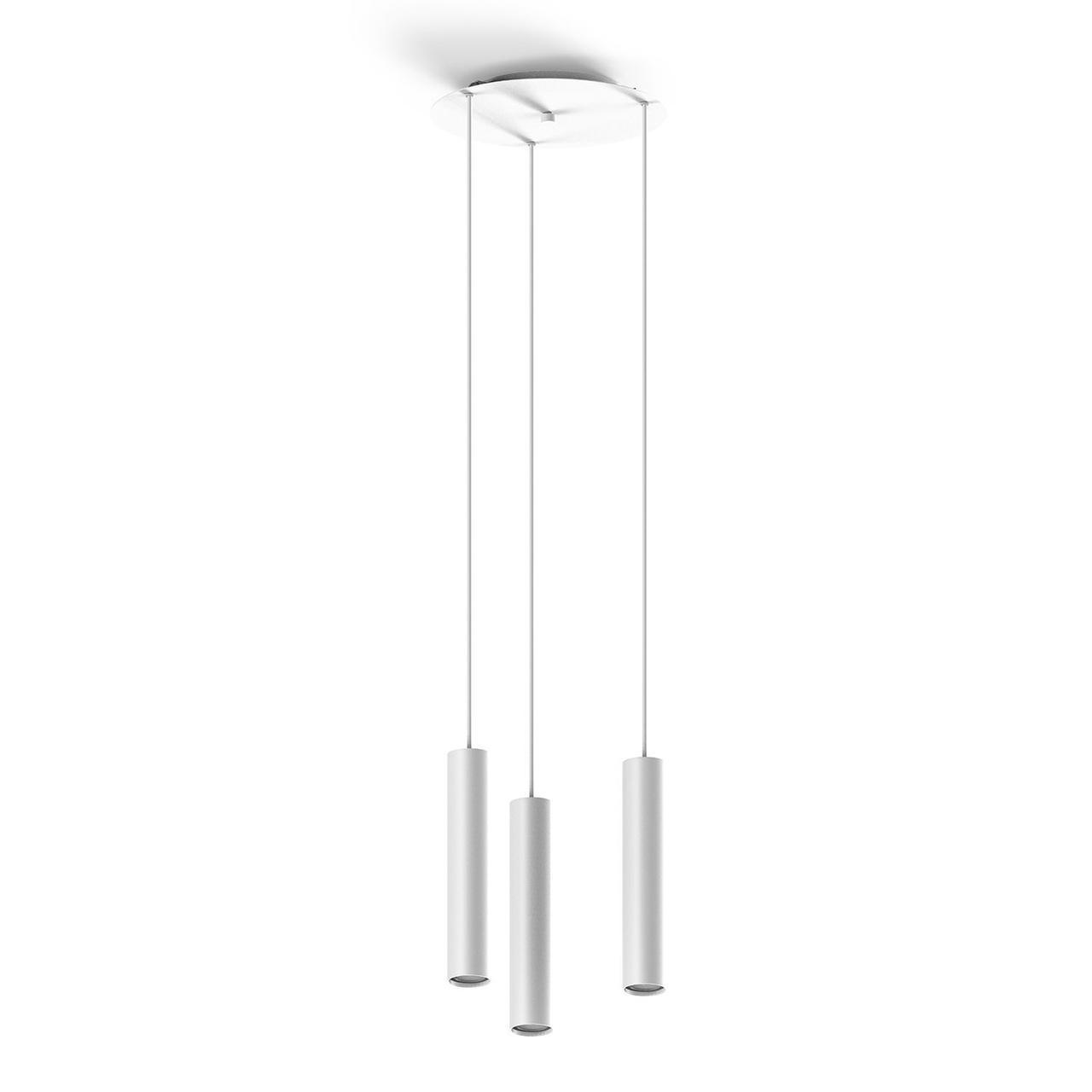 Світильник 3 ламповий, підвіс, точковий світильник 40509-1