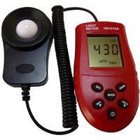 Цифровой люксметр TASI HS1010А (SR2721) 1 Lux-200000 Lux с выносным датчиком (MK032)