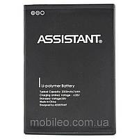 Аккумулятор акб ориг. к-во Assistant AS-5412 Max, 2000mAh