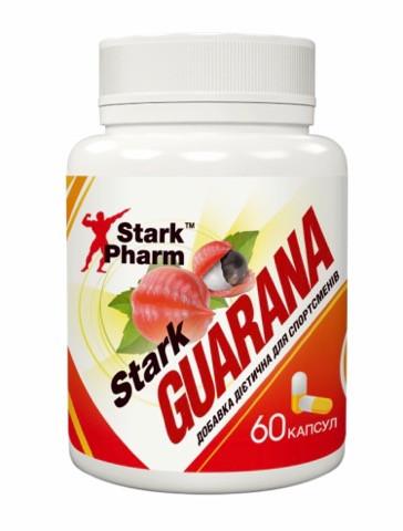 Гуарана Guarana Stark Pharm 60 капсул
