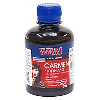Чернила WWM CANON Universal Carmen (Black) (CU/B) 200г