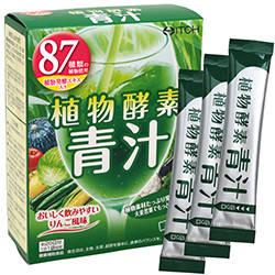 ITOH Аодзиру з 87 рослин з яблучним смаком 20 саше по 3 гр