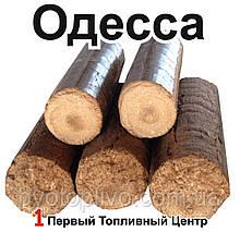 Топливные брикеты дубовые в биг-бегах, Нестро, Nestro в Одессе.