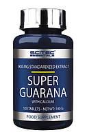 Гуарана Super Guarana Scitec Nutrition 100 таблеток