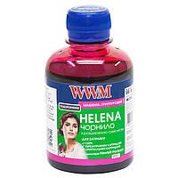 Чернила WWM HP Universal Helena (Magenta) (HU/M) 200г