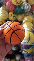 Поролоновый мяч 6см спорт баскетбол