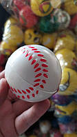 Поролоновый мяч 6см спорт бейсбол