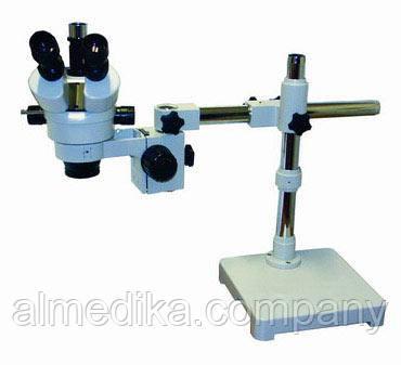 Микроскоп стереоскопический KONUS CRYSTAL PRO 7x-45x STEREO