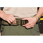 "Пояс тактический ""5.11 Tactical Operator Belt - 1 3/4"" Wide"", [190] TDU Green, фото 2"