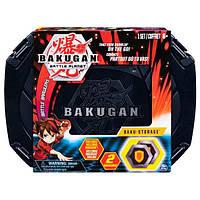 Bakugan Battle Planet: кейс для хранения бакуганов (черный), фото 1