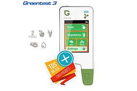 Нитрат-Тестер и измеритель жесткости воды (GreenTest + tds-meter) GreenTest 3 ANMEZ (MK145)