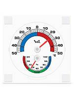 Термогігрометр побутовий ТГО-1 (-50 +50С 20%-100%) (MK150)