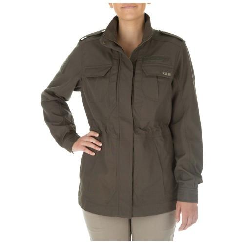 """Куртка женская тактическая """"5.11 Women's TACLITE® M-65 Jacket"""", [192] Tundra"""