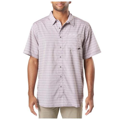 """Рубашка тактическая с коротким рукавом """"5.11 Intrepid Short Sleeve Shirt"""", [564] Napa"""