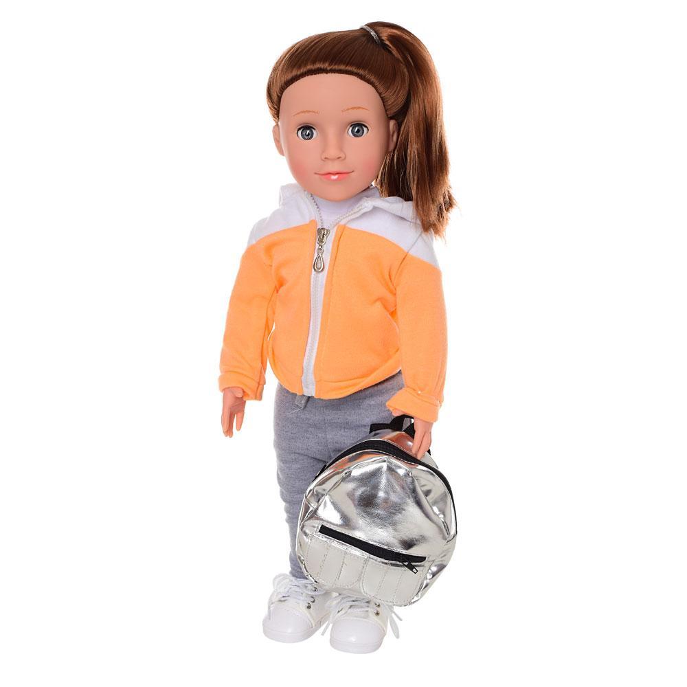 Кукла Limo Toy M 3955-56-58 UA 48см музыкальная украинская песня стих