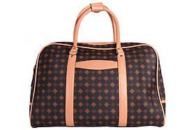 Стильная женская сумка для путешествия