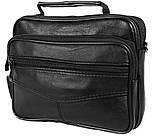 Добротная мужская сумка 300162, фото 4