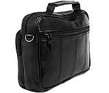 Добротная мужская сумка 300162, фото 5
