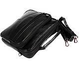 Добротная мужская сумка 300162, фото 6