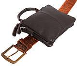 Мужская кожаная сумка с одной ручкой 300144, фото 5