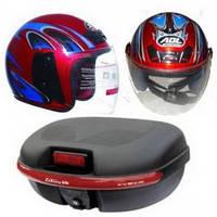 Шлема,Кофры для мотоциклов
