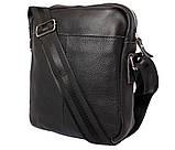 Стильная мужская сумка из натуральной кожи 300121, фото 2