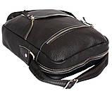Стильная мужская сумка из натуральной кожи 300121, фото 4