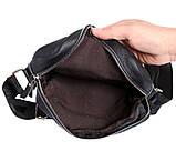 Стильная мужская сумка из натуральной кожи 300121, фото 7