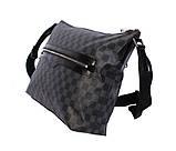 Мужская сумка из качественного фирменного материала, фото 3