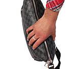 Мужская сумка из качественного фирменного материала, фото 4