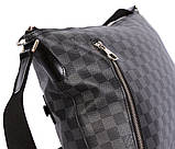 Мужская сумка из качественного фирменного материала, фото 6