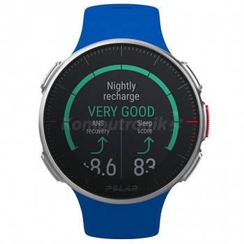 Смарт-часы Polar Vantage V H10 синій