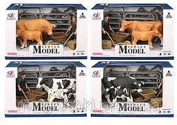 Ферма Q 9899 -X10 (81564) 4 вида, в коробке