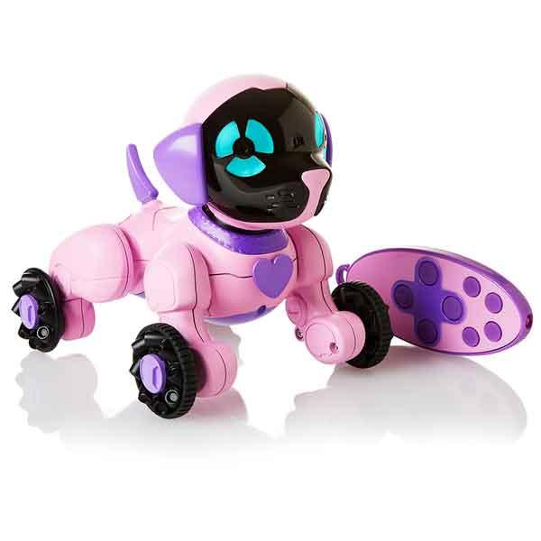 WowWee Маленький щенок Чип розовый, W2804/3817