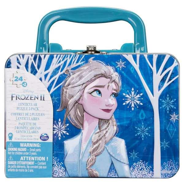"Spin Master Frozen Пазл переливной 2 в 1 ""Холодное сердце 2"""