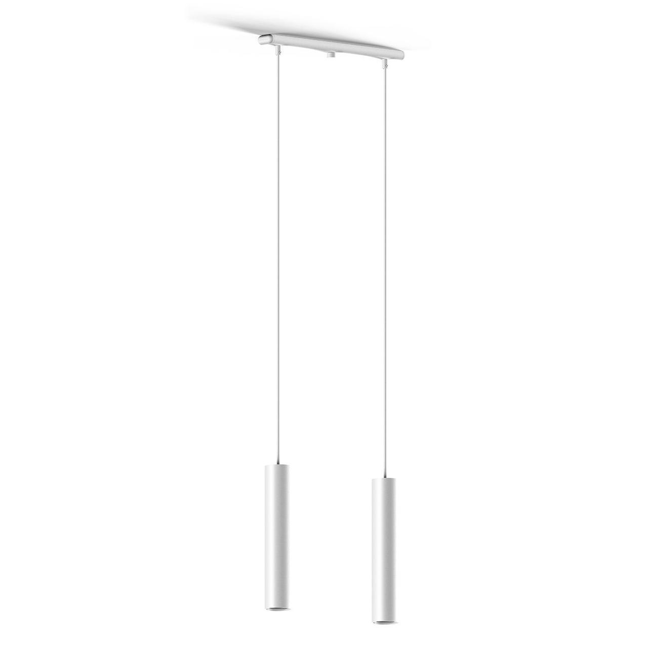 Светильник 2 ламповый, подвес, точечный светильник 40507-1