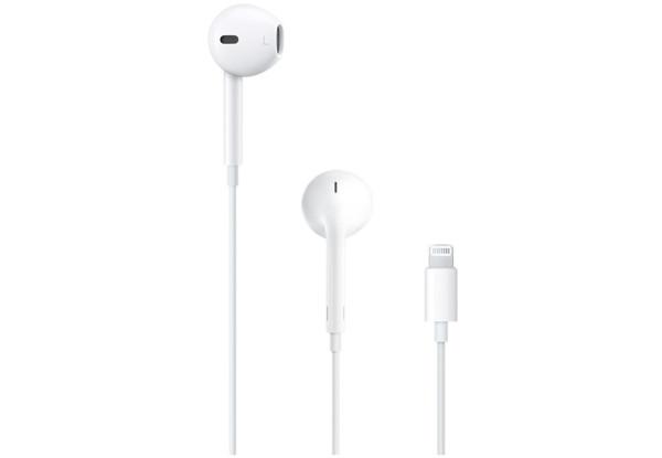 Наушники Apple EarPods Lightning (MMTN2ZM/A) White