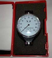 Дюрометр ( твердомер ) Шора A с одной стрелкой ASTM 2240-A, шкала 0-100 НА (MK312)