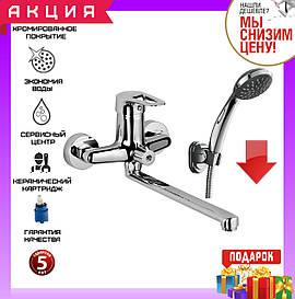 Смеситель для ванной Rozzy Jenori Narciz RBZ100-9B