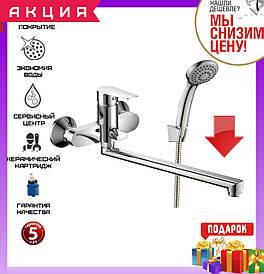 Смеситель для ванной Rozzy Jenori Lotus RBZZ002-9B